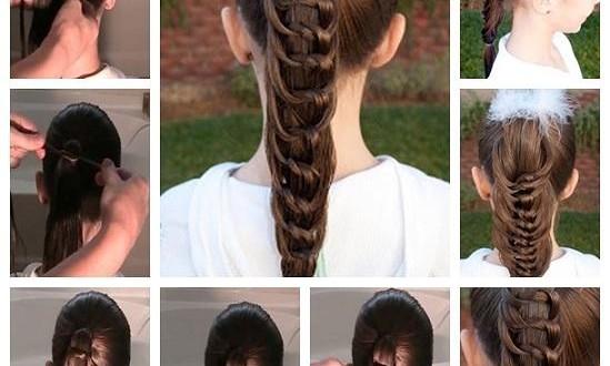 بالصور تسريحات شعر بنات , بالصور اجمل تسريحات شعر 5590 5