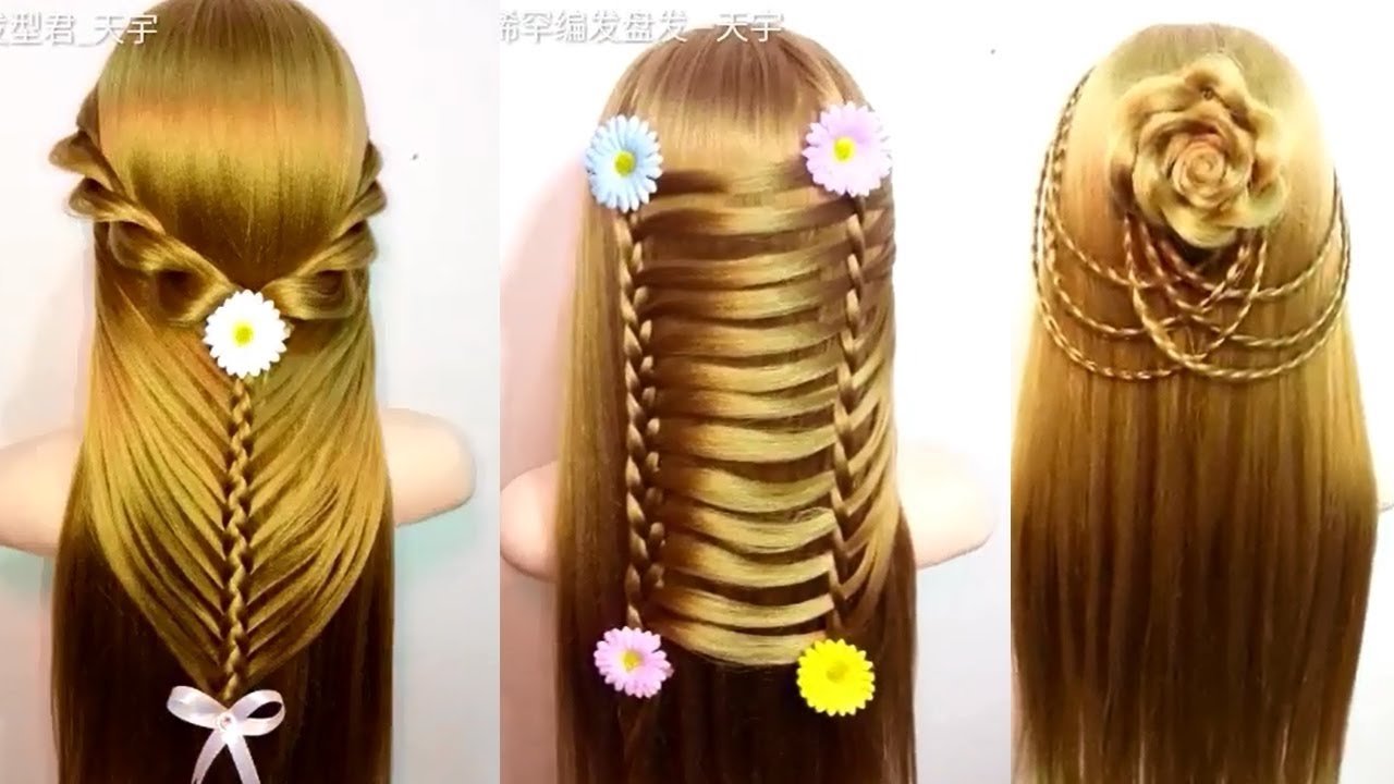 بالصور تسريحات شعر بنات , بالصور اجمل تسريحات شعر 5590