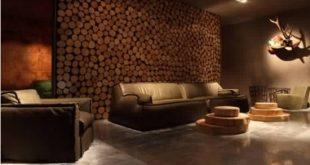 صوره ديكورات خشب , احدث التصميمات للديكورات الخشب