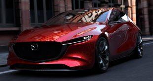 صوره سيارة مازدا , اهم مميزات سياره مازدا