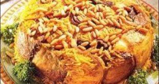 صورة دجاج معمر بالروز , اروع طاجن ارز معمر بالدجاج بالفرن