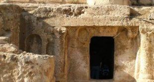 صورة صور اهل الكهف , صور نادره وبقايا لاهل الكهف