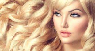 صوره صبغ الشعر طبيعيا باللون الاشقر , طريقة صبغ الشعر في المنزل