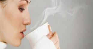 اضرار شرب الماء الساخن على الريق , هل الماء الساخن مفيد للصحة
