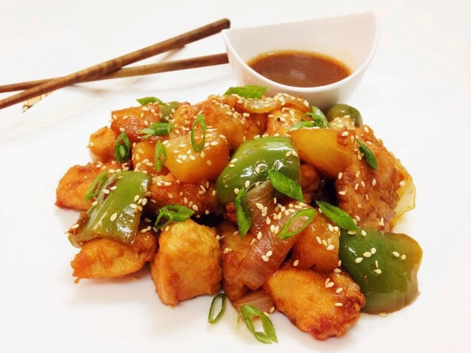 صورة دجاج صيني بالخضار , طريقة تحضير دجاج صيني بالخضار