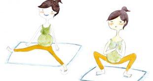 صوره الرياضة المناسبة للحامل , تمارين مفيدة للحوامل