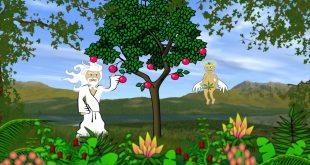 صوره قصة ادم وحواء , حكاية ادم وحواء بالتفصيل