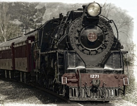صورة القطار في المنام , تفسير حلم القطار