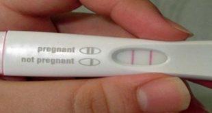 صوره متى اعمل اختبار الحمل , وقت عمل اختبار الحمل