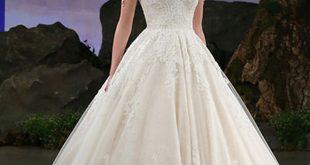 صوره تصميم فساتين زفاف , فساتين افراح خيالية