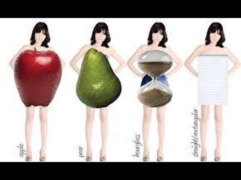 صورة رجيم جسم التفاحه , نصائح للحصول علي جسم التفاحة
