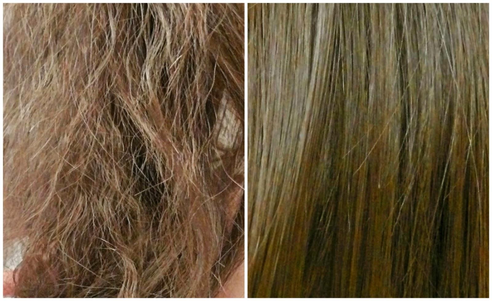 صور معالجة الشعر التالف , علاج الشعر المتقصف