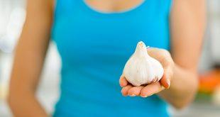 صورة فوائد الثوم للرحم , علاج امراض الرحم بالثوم