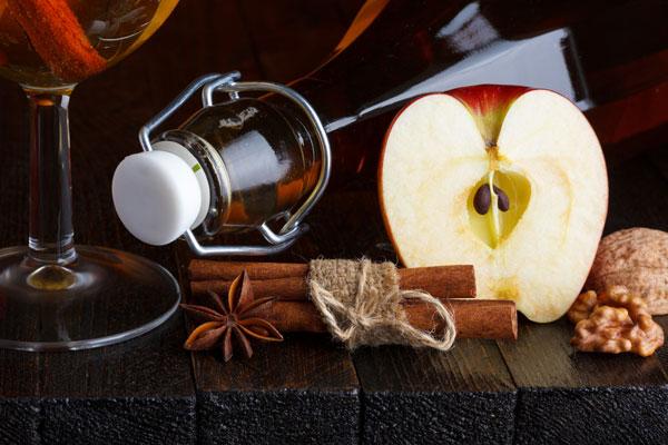 بالصور علاج الخطوط البيضاء بخل التفاح , طرق القضاء على العلامات البيضاء 1762 1