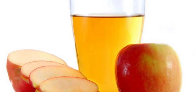 بالصور علاج الخطوط البيضاء بخل التفاح , طرق القضاء على العلامات البيضاء 1762