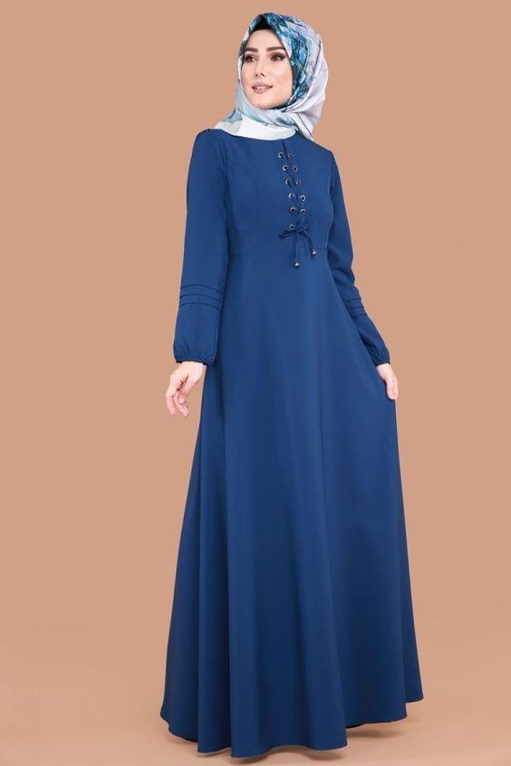 بالصور احدث ملابس المحجبات , اجمل موديلات ملابس محجبة انيقة 2908 7