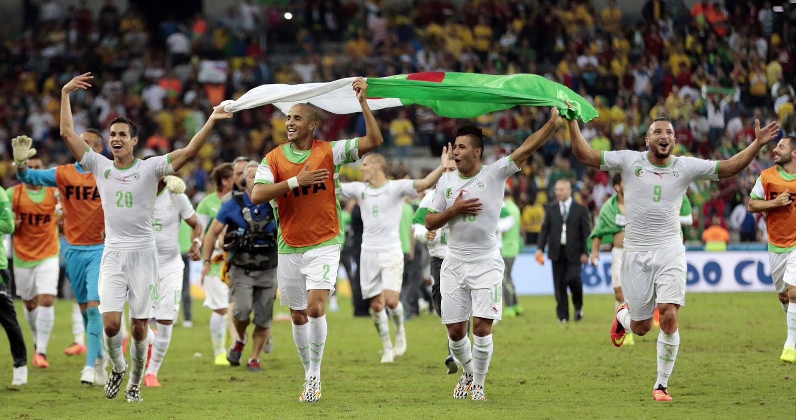 صورة صور المنتخب الوطني الجزائري , اجمل شعارات المنتخب الوطنى الجزائري