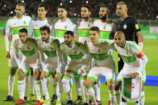 بالصور صور المنتخب الوطني الجزائري , اجمل شعارات المنتخب الوطنى الجزائري 2914 2
