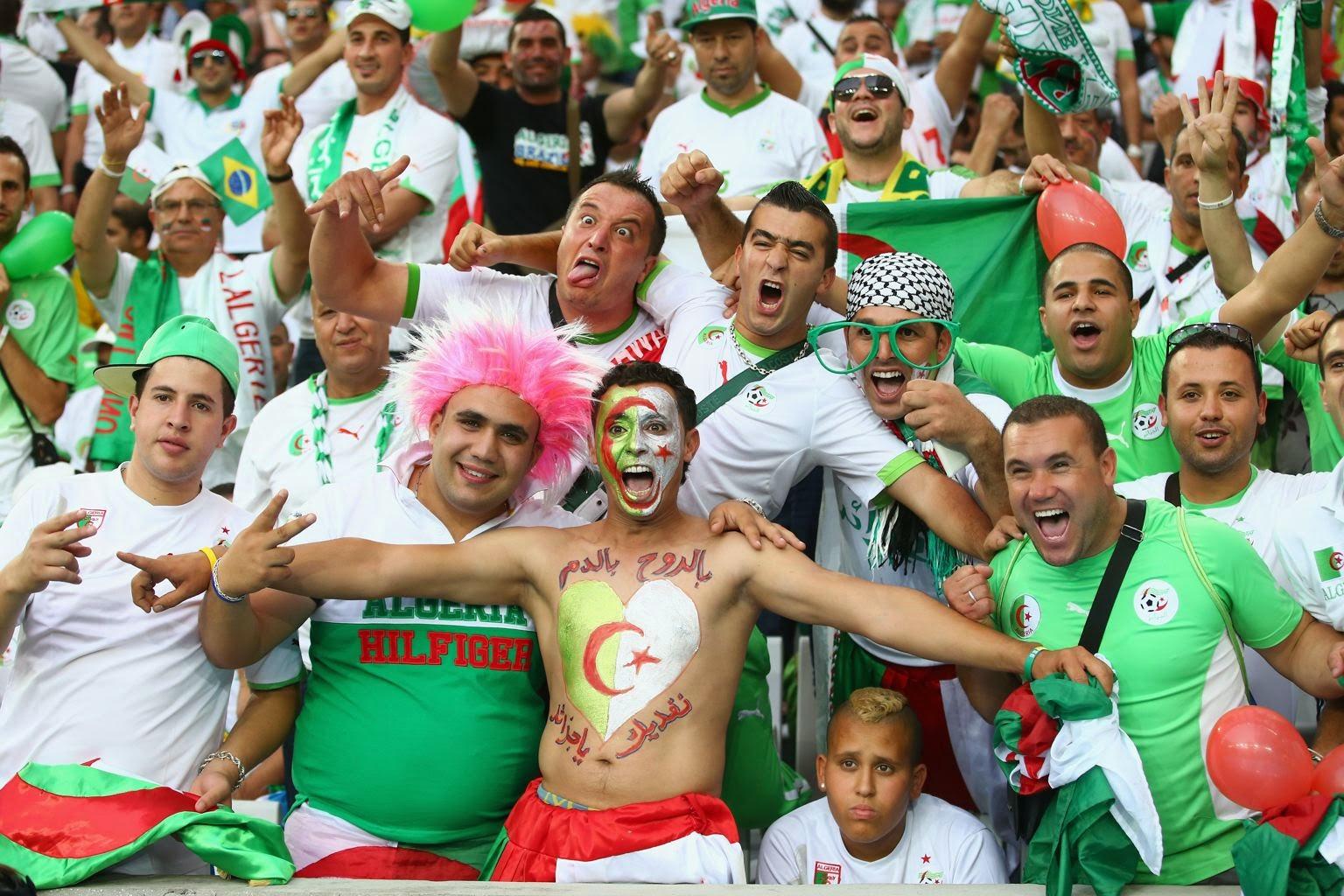 بالصور صور المنتخب الوطني الجزائري , اجمل شعارات المنتخب الوطنى الجزائري 2914 8