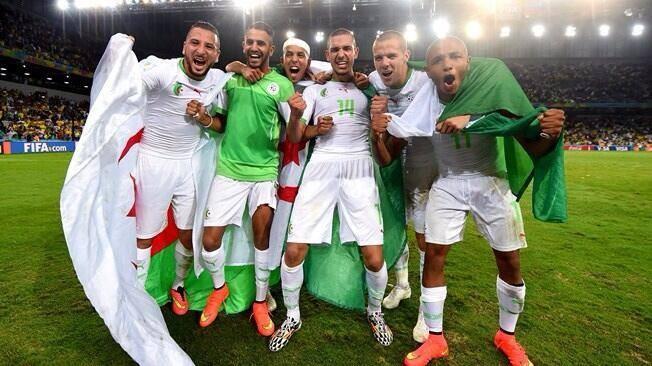 بالصور صور المنتخب الوطني الجزائري , اجمل شعارات المنتخب الوطنى الجزائري 2914