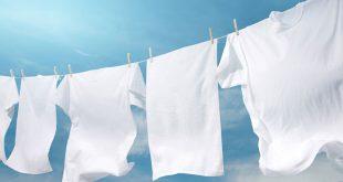 صورة تنظيف الملابس البيضاء , كيفية تنظيف الثياب البيضاء
