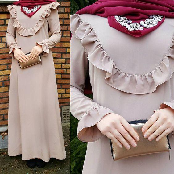 صورة ملابس العيد للبنات , احلى ازياء للفتيات في العيد 2019