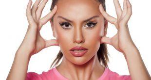 صورة الوجه الطويل للنساء , قصات شعر جميل للمراة ذات الوجه الطويل و نحيف