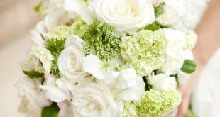 صوره ورود بيضاء , اجمل بوكية ورد ابيض جميلة اوي