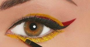 صوره كيف ارسم عيوني , طريقة رسم العين باحترافية تحفة