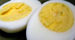 صوره السعرات الحرارية في البيض المسلوق , تعرف على المعلومات الهامه للبيض المسلوق
