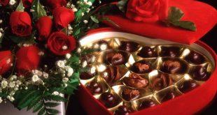 صوره شوكولاتة عيد الحب , شكل جديد للحب