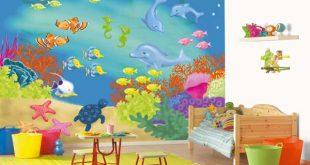 صوره رسومات غرف اطفال , اجمل الغرف بالاشكال والصور للاطفال