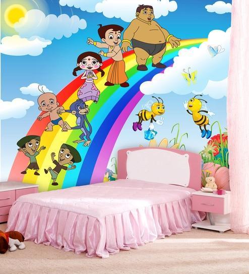 بالصور رسومات غرف اطفال , اجمل الغرف بالاشكال والصور للاطفال 3144 2
