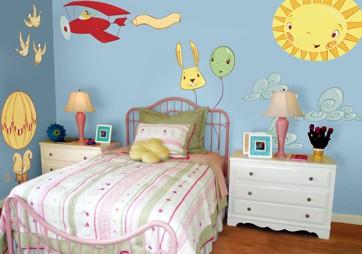 بالصور رسومات غرف اطفال , اجمل الغرف بالاشكال والصور للاطفال 3144 3