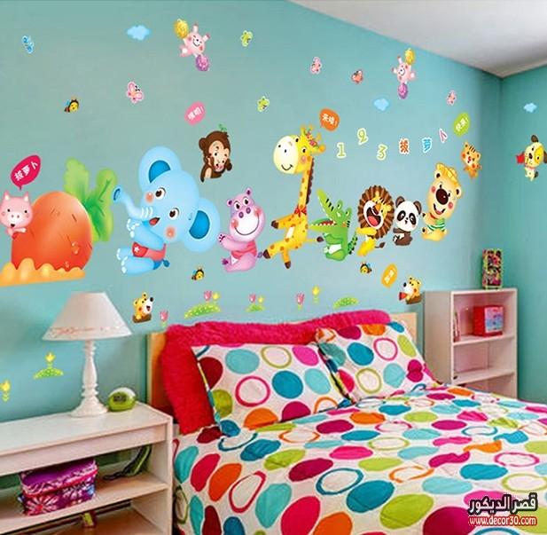 بالصور رسومات غرف اطفال , اجمل الغرف بالاشكال والصور للاطفال 3144 4