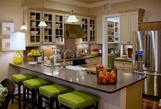 بالصور ديكور مطبخ , اجمل واشيك ديكور للمطابخ 3147 8