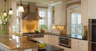 صورة ديكور مطبخ , اجمل واشيك ديكور للمطابخ