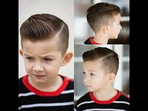 صوره تسريحات شعر اولاد , اقوى تسريحات الشعر للاطفال روعه