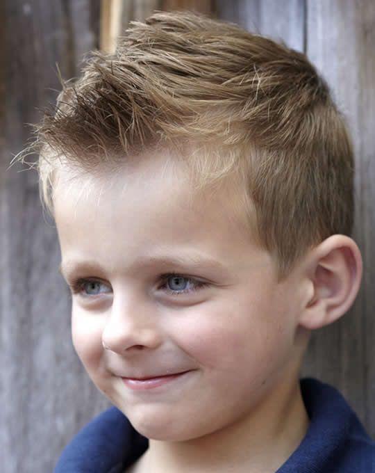 صور تسريحات شعر اولاد , اقوى تسريحات الشعر للاطفال روعه