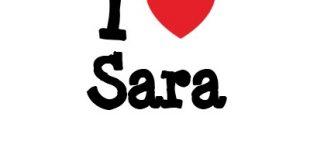 صور اسم ساره بالانجليزي , خلفيات اسم ساره الرائعه والجميله جدا