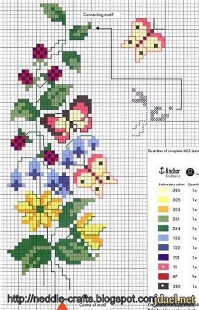 بالصور رسومات تطريز الايتامين , اجمل لاشكال الرائعه والمذهله 3421 3
