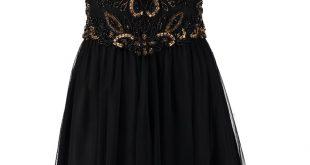 بالصور فساتين سهرة باللون الاسود , صيحه جديده لفستان السهره 3423 11 310x165