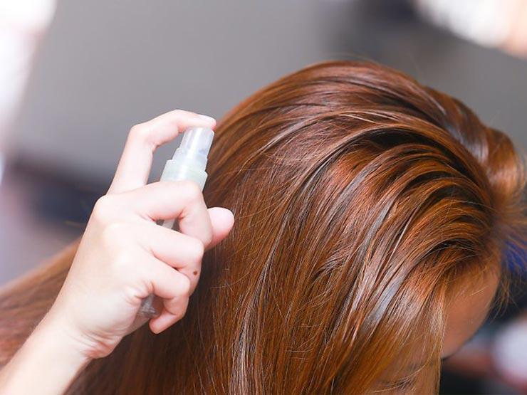 صورة خلطة لتفتيح الشعر , خلطات طبيعية لتفتيح لون الشعر