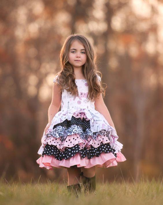 بالصور فساتين 2019 , احلى صور فساتين بناتي صغيرة موضة ٢٠١٨ 3995 1