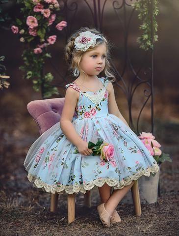 بالصور فساتين 2019 , احلى صور فساتين بناتي صغيرة موضة ٢٠١٨ 3995 8