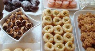 صوره حلويات مغربية للعيد , اشهى الحلويات المغربية للاعياد
