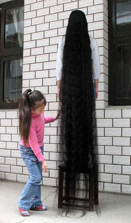 بالصور الشعر الطويل , احلى 10 صور لبنات شعرها طويل وناعم 4048 4