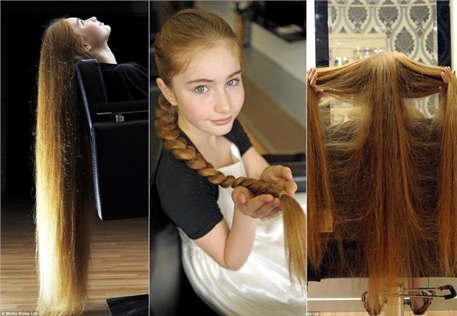 بالصور الشعر الطويل , احلى 10 صور لبنات شعرها طويل وناعم 4048 6