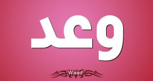 صورة اسم بنت بحرف الواو , اسامي فتيات تبداء بحرف الواو