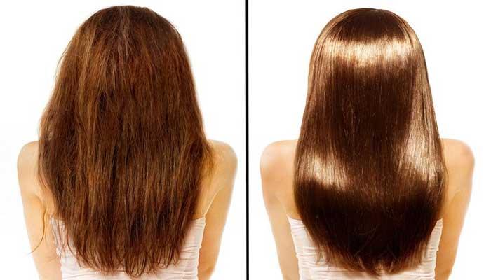 بالصور تقوية الشعر الخفيف , كيفية تتقيل الشعر سريعا بعد التساقط 4074 1